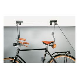 Carrucola bici 165 mm brunito