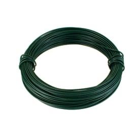Filo in ferro zincato rivestito in PVC Ø 1 mm x 24 m
