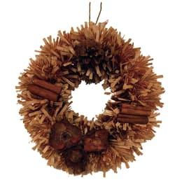Fuoriporta naturale con bacche, ø 25 cm