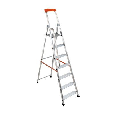 Scala domestica in alluminio 7 gradini gierre stabila for Scale alluminio leroy merlin