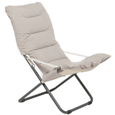 Sdraio comfort soft beige prezzi e offerte online leroy for Sdraio leroy merlin