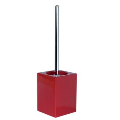 Porta Scopino Color Rosso Prezzi E Offerte Online Leroy Merlin