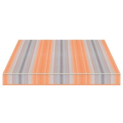 Tenda da sole a bracci Tempotest Parà 350 x 210 cm arancione/azzurro ...