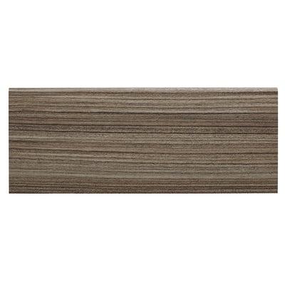 Battiscopa carta finish rivestito palissandro 10 x 80 x for Battiscopa in legno leroy merlin