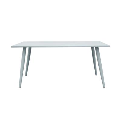 Tavolo jakarta 160 x 90 cm bianco prezzi e offerte online for Leroy merlin gambe tavolo