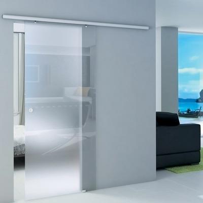 Porta da interno scorrevole atena neutro 86 x h 215 cm reversibile prezzi e offerte online - Porte scorrevoli per interno ...