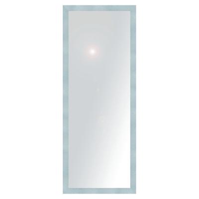 Specchio da parete rettangolare new york alluminio 70 x 180 cm prezzi e offerte online leroy - Alluminio lucidato a specchio ...