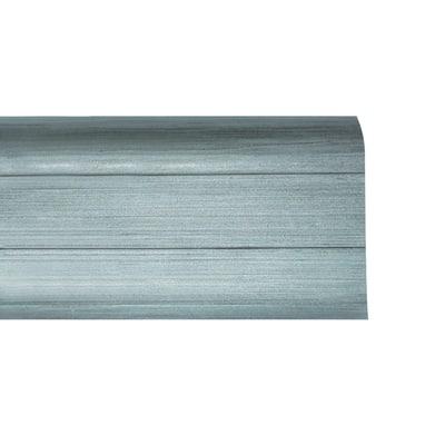 Battiscopa Multifunzione Alluminio 26 X 55 X 2500 Mm Prezzi E