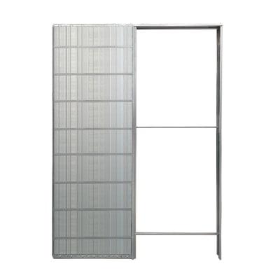 Controtelaio porta scorrevole per cartongesso 90 x 210 cm prezzi e offerte online leroy merlin - Controtelaio finestra prezzo ...
