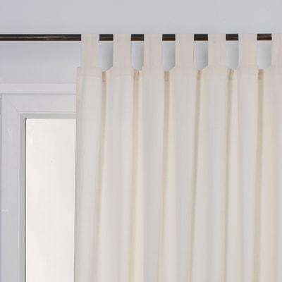 Tenda per gazebo con passanti polycotton ecru 140 x 280 cm for Teli laterali per gazebo leroy merlin