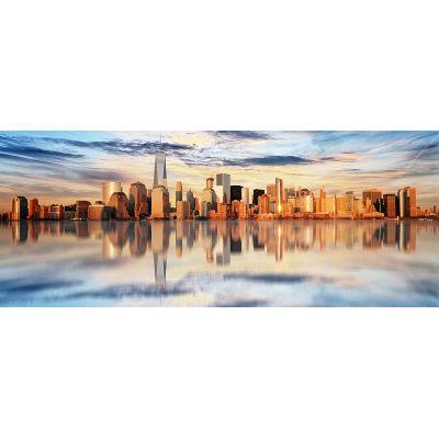 Quadro In Vetro Skyline 50x125 Prezzi E Offerte Online