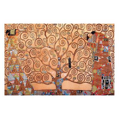 Quadro su tela albero della vita 75x115 prezzi e offerte for Leroy merlin quadri tela
