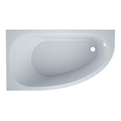 Vasca con telaio tripoli 160 x 90 cm sx prezzi e offerte for Leroy merlin parete vasca bagno