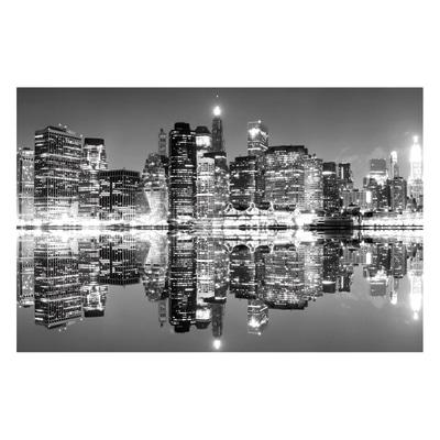 Quadro su tela ny skyline 95x145 prezzi e offerte online for Leroy merlin quadri tela