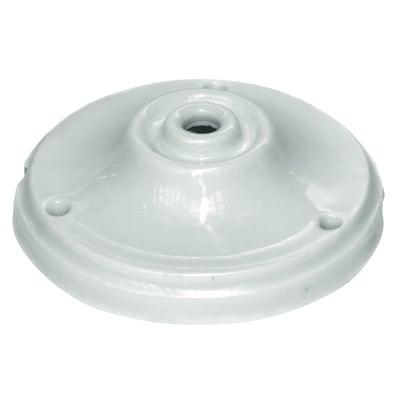 Rosone per lampadari bianco prezzi e offerte online for Prezzi lampadari leroy merlin
