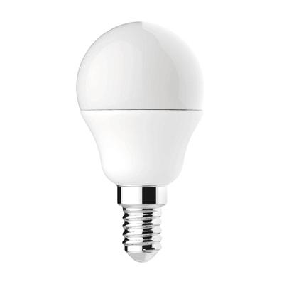 lampadina led lexman e14 40w sfera luce naturale 220