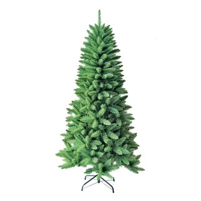 Albero Di Natale Leroy Merlin.Albero Di Natale Artificiale Appennino Verde H 180 Cm Prezzo Online Leroy Merlin