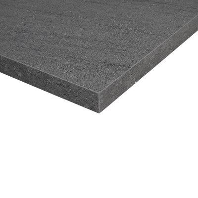 Piano cucina su misura in laminato Pietra Lavica grigio , spessore 2 cm