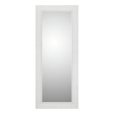 Specchio A Parete Rettangolare Demi Grigio 60x160 Cm