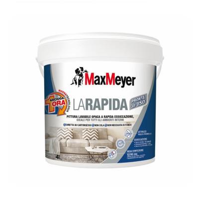 Pittura murale Rapida MAX MEYER 4 L bianco prezzi e ...