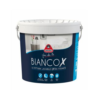 Pittura murale Bianco X BOERO 4 L bianco. Prezzo online ...