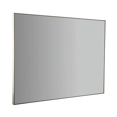 Specchio Bagno 80 X 70.Specchio Con Cornice Bagno Rettangolare Profilo L 80 X H 60 Cm