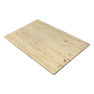 tavola lamellare pino l 120 x h 80 cm sp 18 mm prezzi e