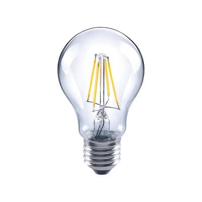 Lampadina LED Lexman Filamento E27 =60W goccia luce calda 360°