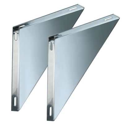 Mono parete acciaio inox AISI 304