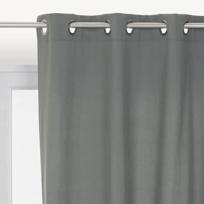 Tenda Helena grigio 140 x 280 cm