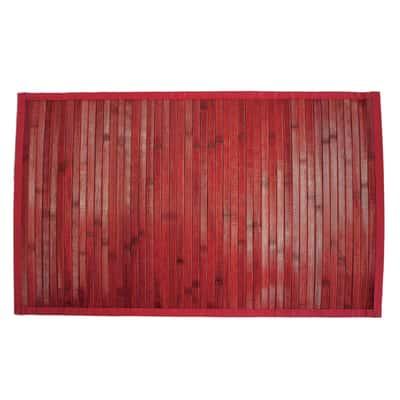 Tappetino cucina Classic rosso 50 x 240 cm