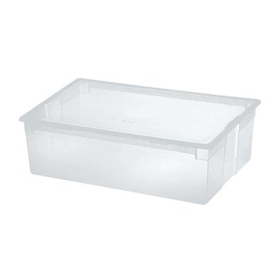 Scatola Light Box XL L 57,8 x P 39,6 x H 18,5 cm trasparente