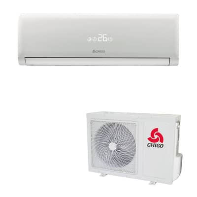 Climatizzatore fisso inverter monosplit Chigo CS-25V3G-1C169AY4A-W3 9000 BTU classe A++