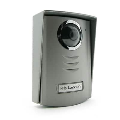 Pulsantiera esterna per videocitofono con fili Avidsen 102297