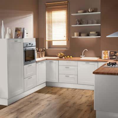 Cucina delinia frame prezzi e offerte online leroy merlin for Delinia accessori