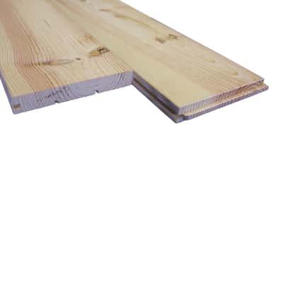 Listone pavimento pino grezzo pino 140 x 2000  mm