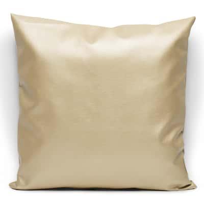 Cuscino Silvia oro 42 x 42 cm