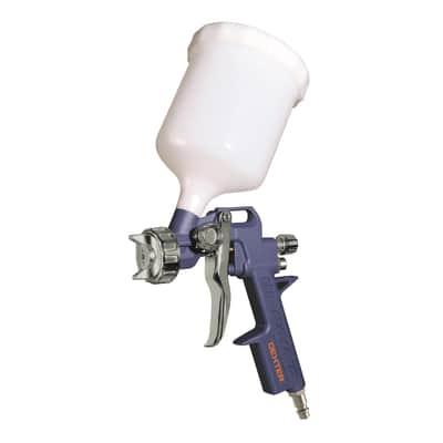 Pistola di verniciatura con serbatoio superiore Dexter