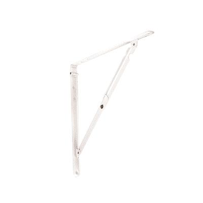 Reggimensola Pieghevole bianco 20 x 20 cm