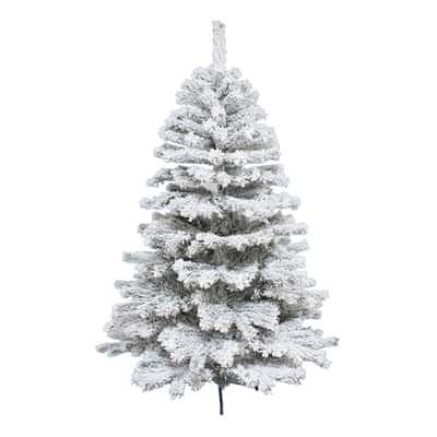 Albero di Natale artificiale Super Snow King H 240 cm
