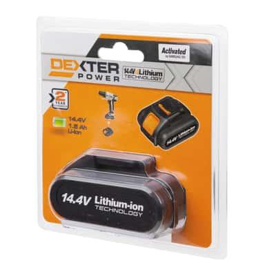 Batteria Dexter 14.4 V