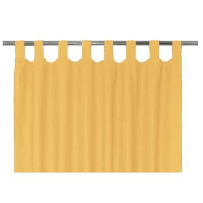 Tenda Elema giallo 140 x 280 cm