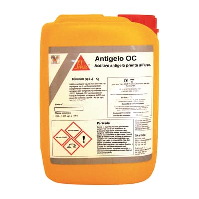 Additivo antigelo OC Sika 5 kg
