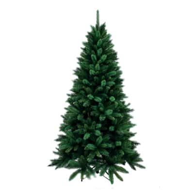 Albero di Natale artificiale Livigno H 150 cm
