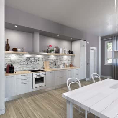 Cucina delinia pembroke light prezzi e offerte online for Delinia accessori