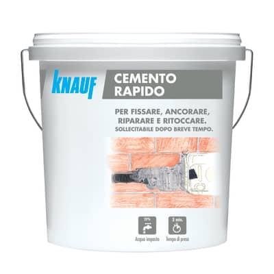 Cemento rapido Knauf 5 kg