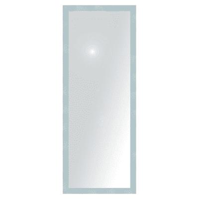 Specchio da parete rettangolare new york alluminio 70 x 180 cm prezzi e offerte online leroy - Specchio rettangolare da parete ...