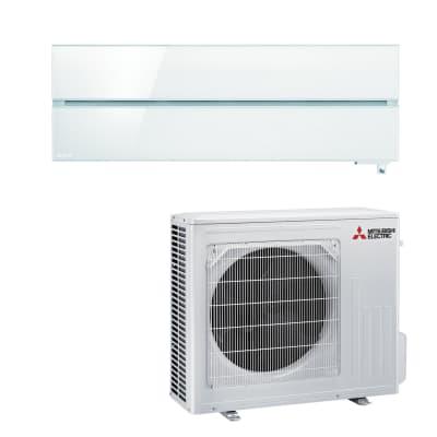 Climatizzatore fisso inverter monosplit Mitsubishi LN 18000 BTU classe A+++ bianco
