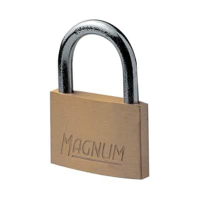Lucchetto rettangolare a chiave arco standard 30 mm