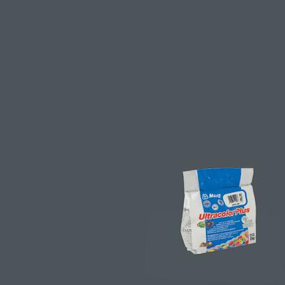Stucco per fughe in polvere Ultracolor Plus grigio scuro 2 kg